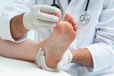 foot post surgery